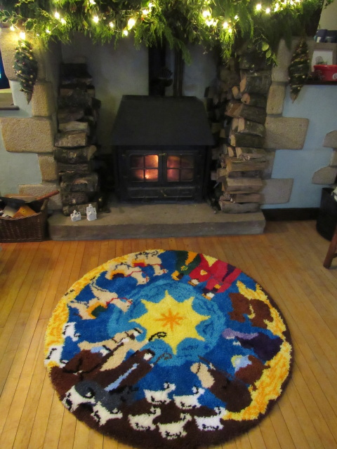 Large Christmas Tree Skirt
